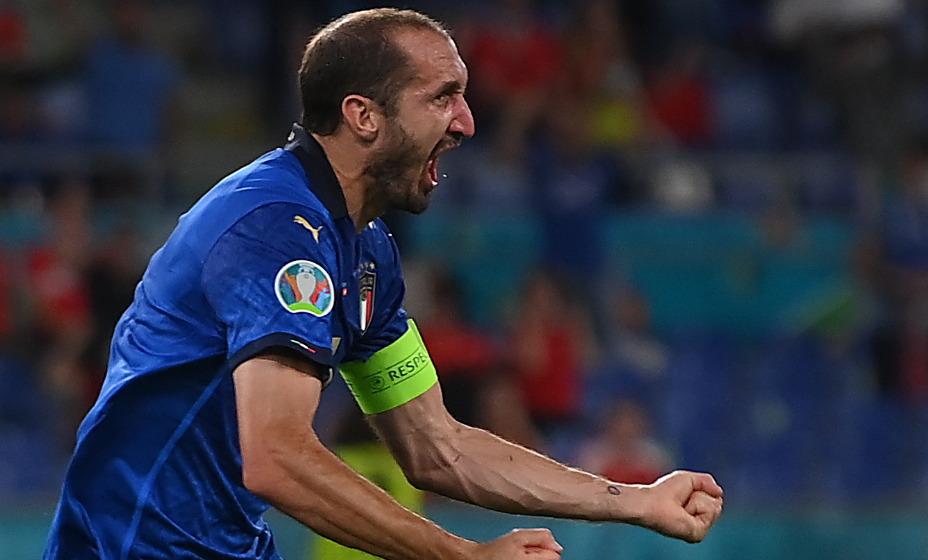 Капитан сборной Италии Джорджио Кьеллини высказался о предстоящем финале. Фото: Reuters