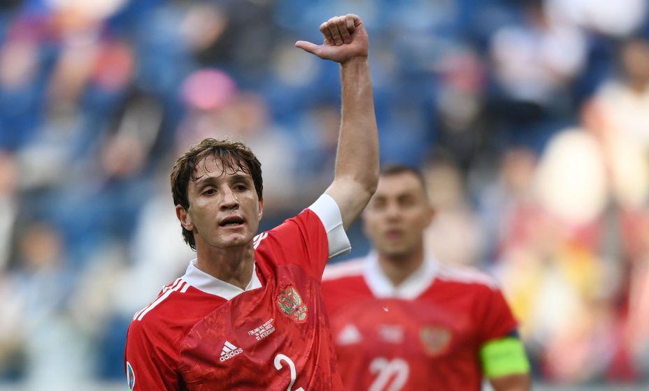 Марио Фернандес сомневается, что останется в сборной России. Фото: Reuters