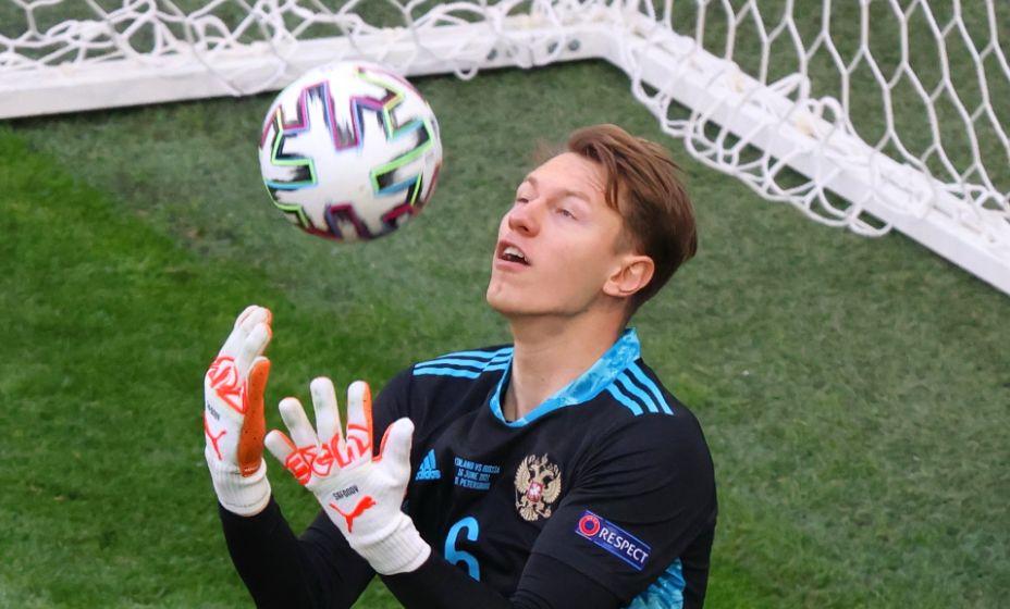 Матвей Сафонов после Евро может стать первым номером сборной. Фото: Global Look Press