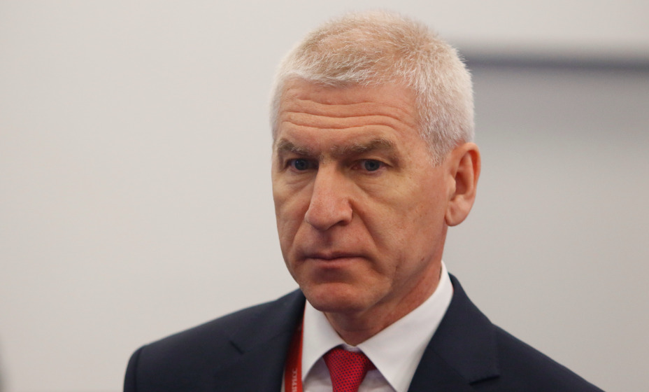 Министр спорта Олег Матыцин прокомментировал лимит на легионеров. Фото: Global Press Look