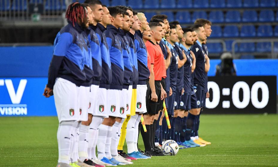 Итальянцы - рекордсмены по победам среди национальных команд. Фото: Global Press Look