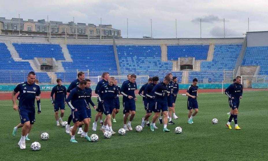 Футбольная сборная озвучила, где пройдут матчи отбора-2022. Фото: Андрей Вдовин