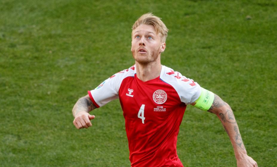 Капитан сборной Дании поборется за четвертьфинал. Фото: Global Press Look