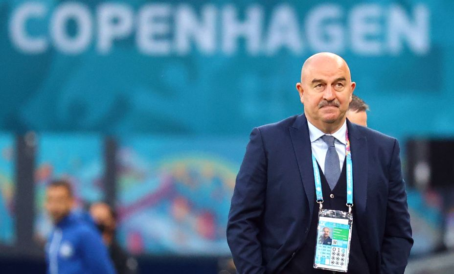 Станислав Черчесов выступил на техкомитете по итогам Евро. Фото: Reuters