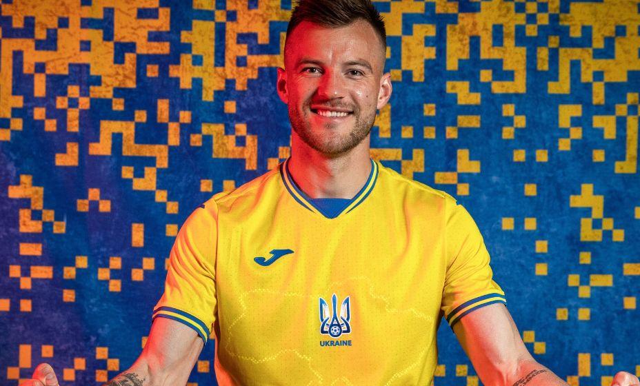Андрей Ярмоленко готовится к матчу с Англией. Фото: Facebook Андрей Павелко.