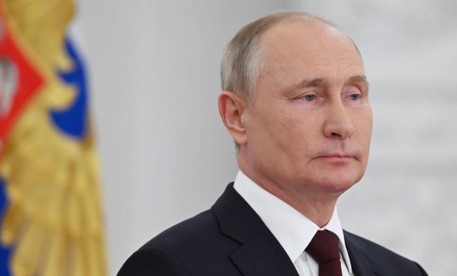 Президент РФ Владимир Путин встретился со спортсменами, которые поедут на Олимпийские игры. Фото: Global Look Press