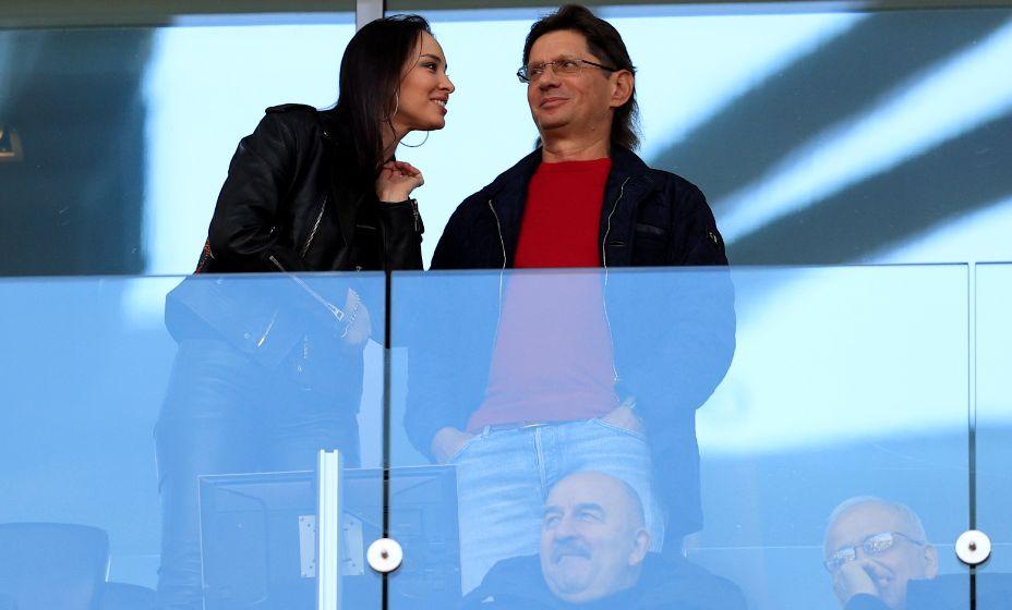 Спутница жизни Леонида Федуна - Зарема Салихова знает о футболе все. Фото: Global Look Press