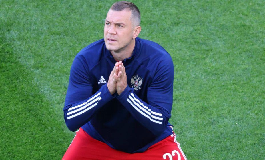 Артем Дзюба может пострадать от изменения финансовых правил в российском спорте.   Фото: Global Look Press