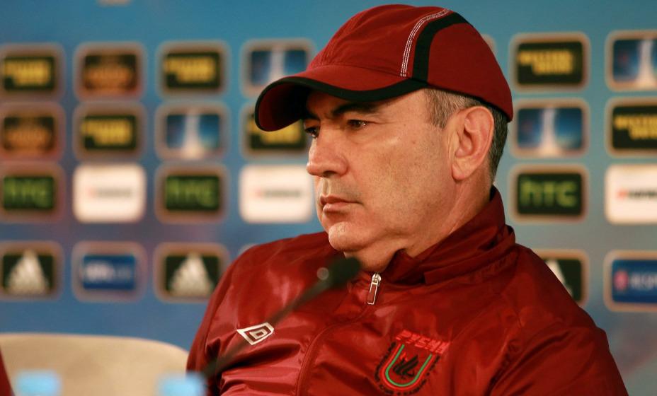 РФС не рассматривает Курбана Бердыева на должность главного тренера сборной. Фото: Global Look Press