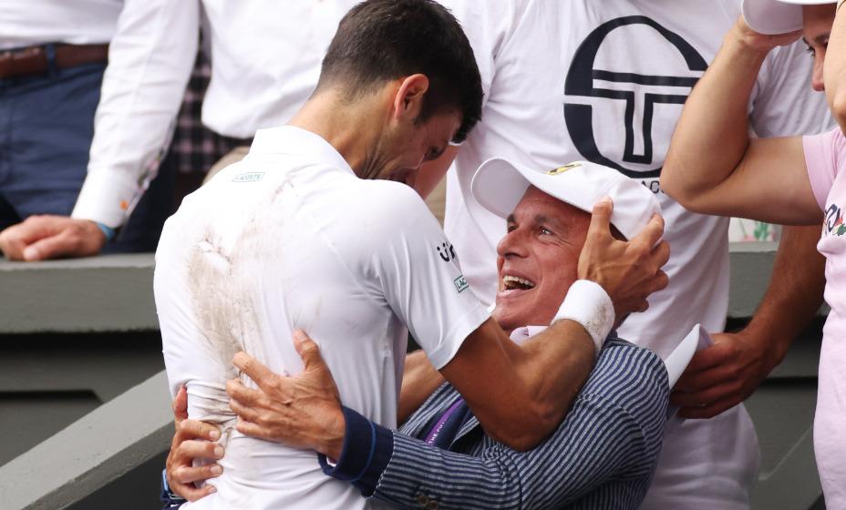 Новак Джокович снова стал лучшим. Фото: Reuters