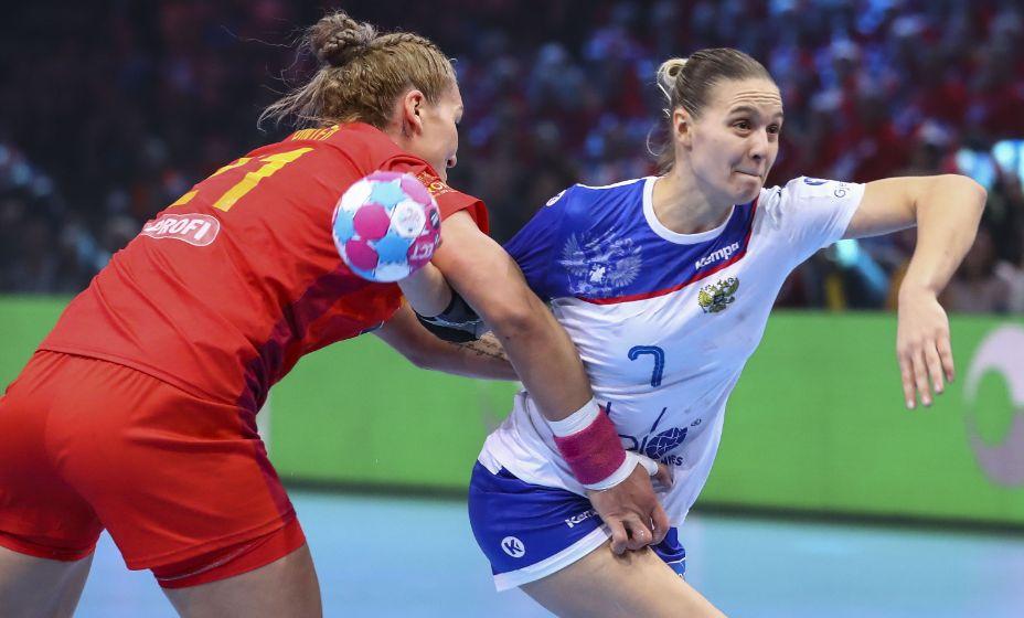 Дарья Дмитриева - главная звезда гандбольной сборной России. Фото: Global Look Press