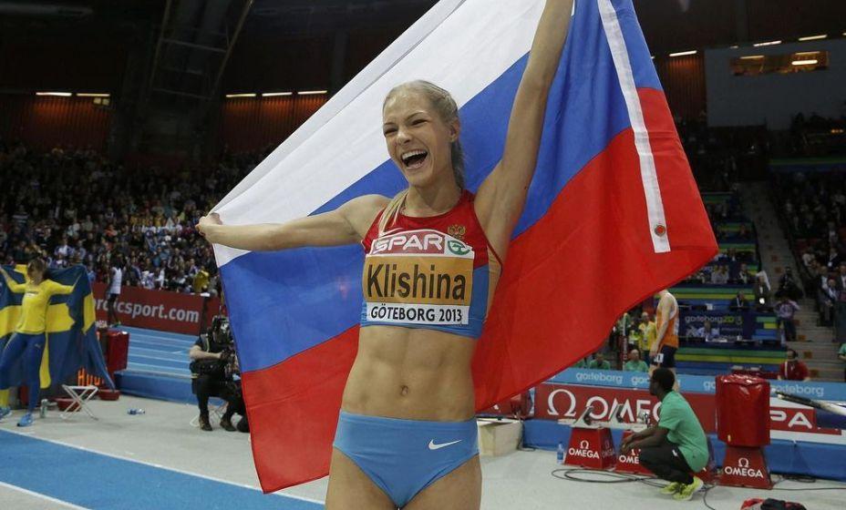 Дарья Клишина покоряет сердца фанатов легкой атлетики. Фото: Инстаграм дарьи Клишиной