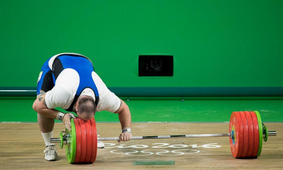 Тяжелоатлет Ферннадо Рейс не поедет на Олимпиаду. Фото: Global Look Press