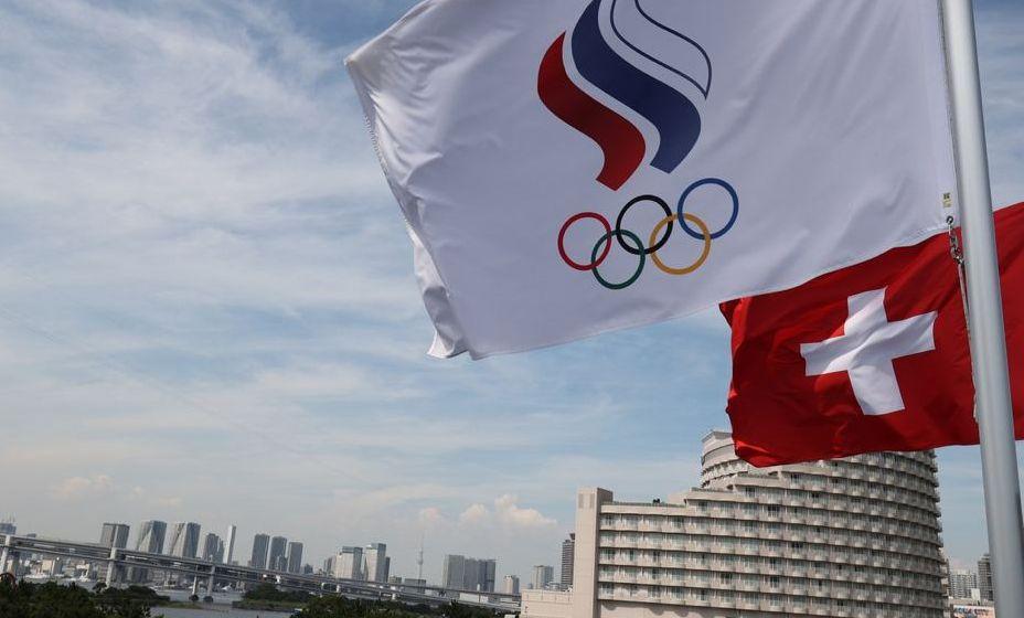 В Токио-2020 Россия будет выступать под флагом ОКР. Фото: Телеграм ОКР