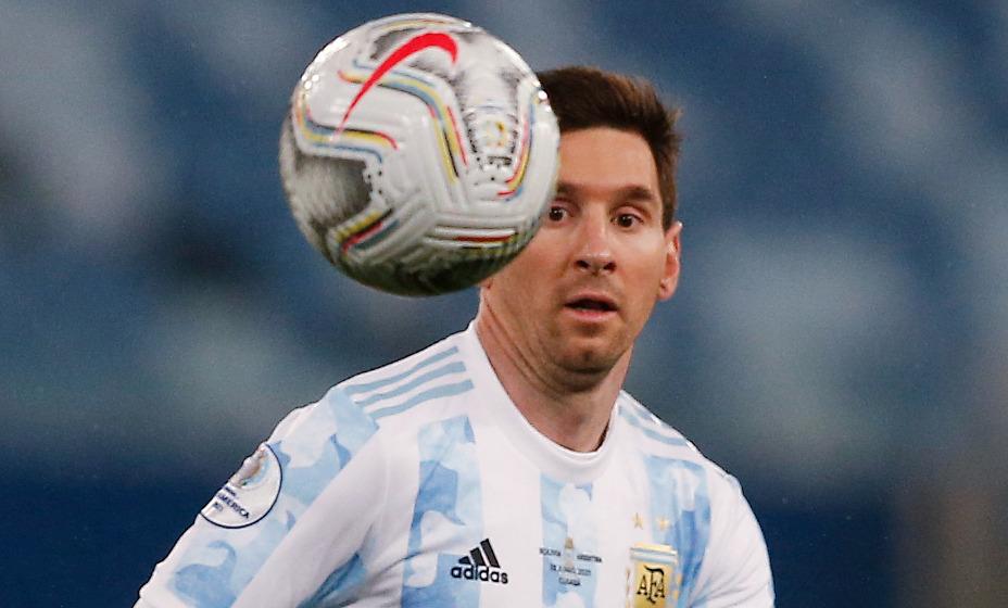 Игрок сборной Аргентины и «Барселоны» Лионель Месси получил статус свободного агента. Фото: Reuters
