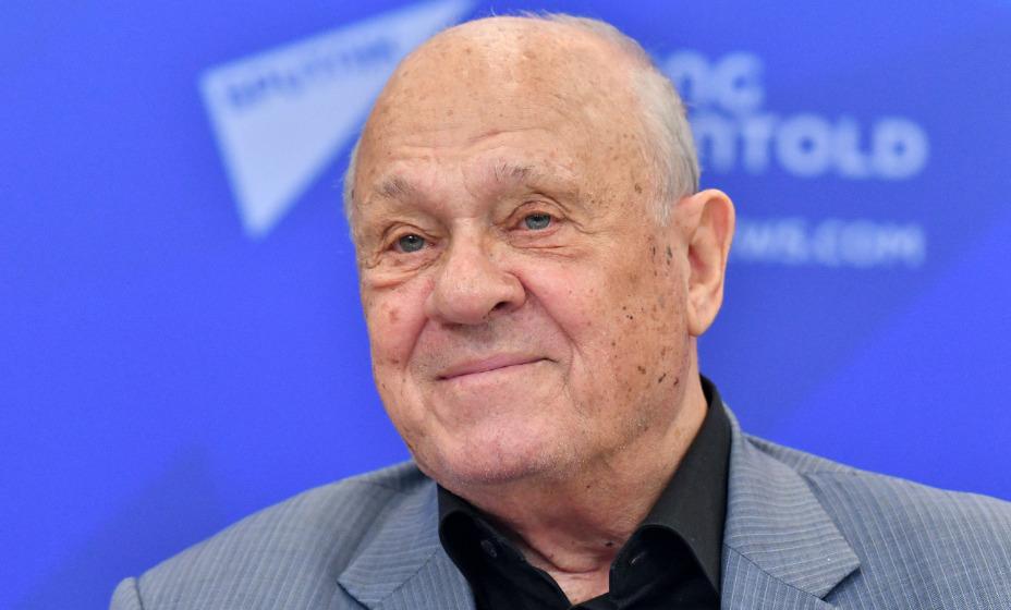 Сборная России по футболу выразила соболезнованиями в связи с кончиной легендарного актера и режиссера Владимира Меньшова. Фото: Global Press Look