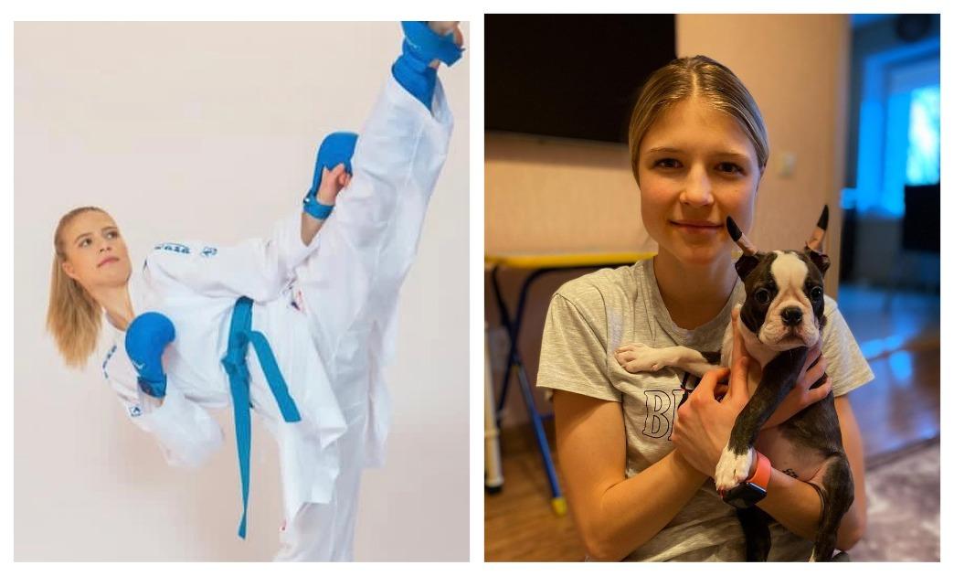 Анна Чернышева будет единственной представительницей российского карате в Токио-2020. Она выступает в кумите, в весовой категории до 55 кг. Фото: Инстаграм Анны Чернышевой