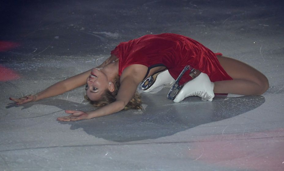 Татьяна Навка выступила против художественной гимнастики среди мужчин. Фото: Global Look Press