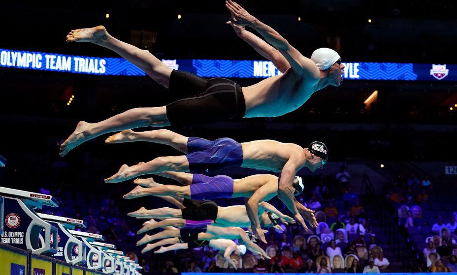 Борьба в плавании на Олимпиаде в Токио обещает быть жаркой. Фото: Reuters