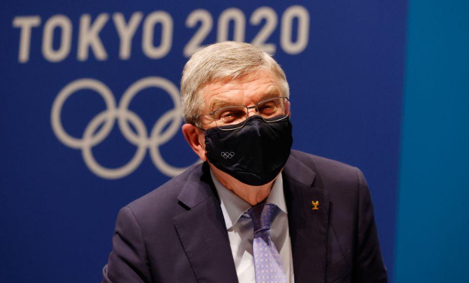 Глава ОКР Томас Бах верит в успех Олимпиады. Фото: Reuters