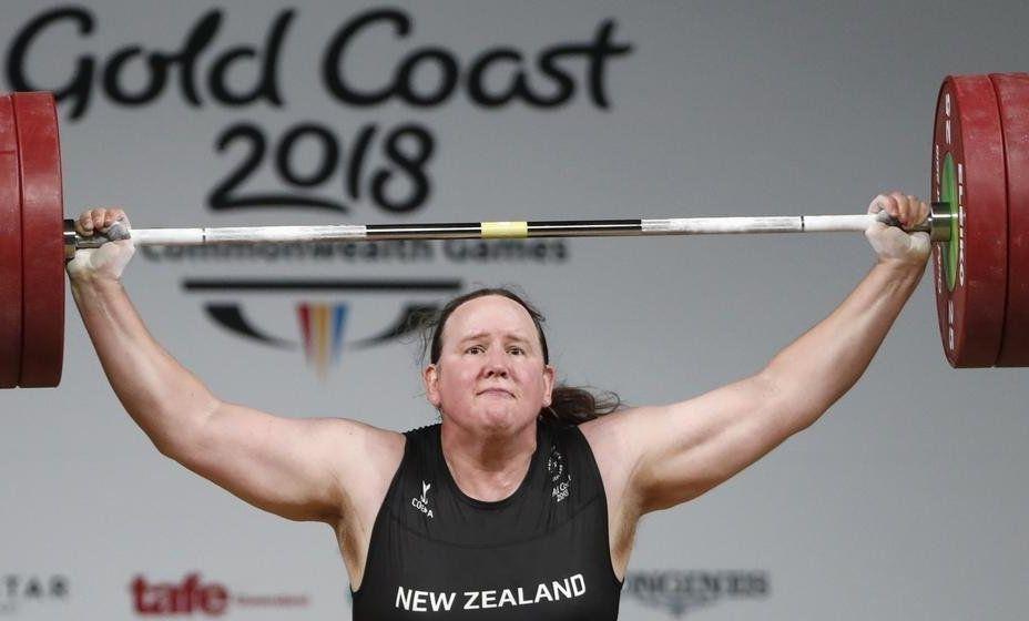 В тяжелой атлетике сйечас вЛорел Хаббард ожидает своих первых олимпийских Игр в статусе женщины. Фото: Reuters