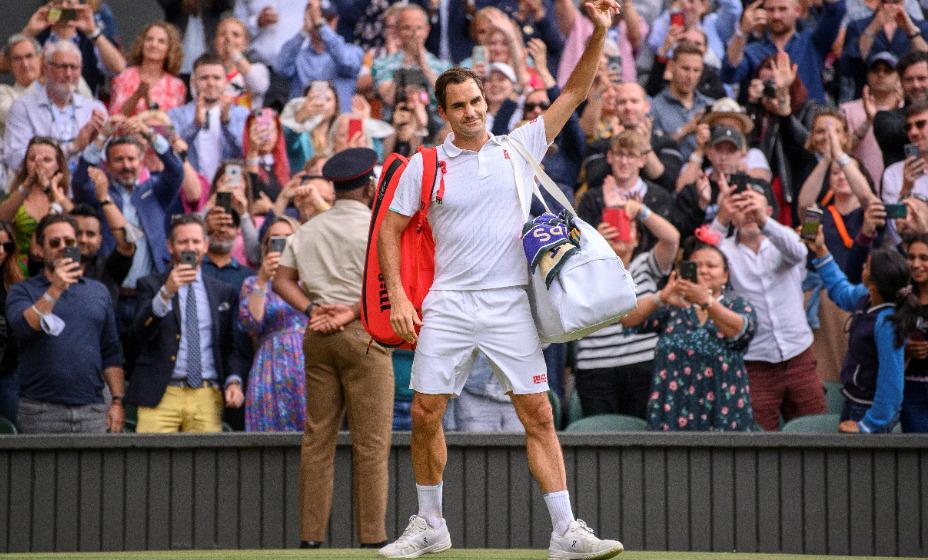 Швейцарский теннисист Роджер Федерер пропустит Олимпийские игры в Токио. Фото: Reuters