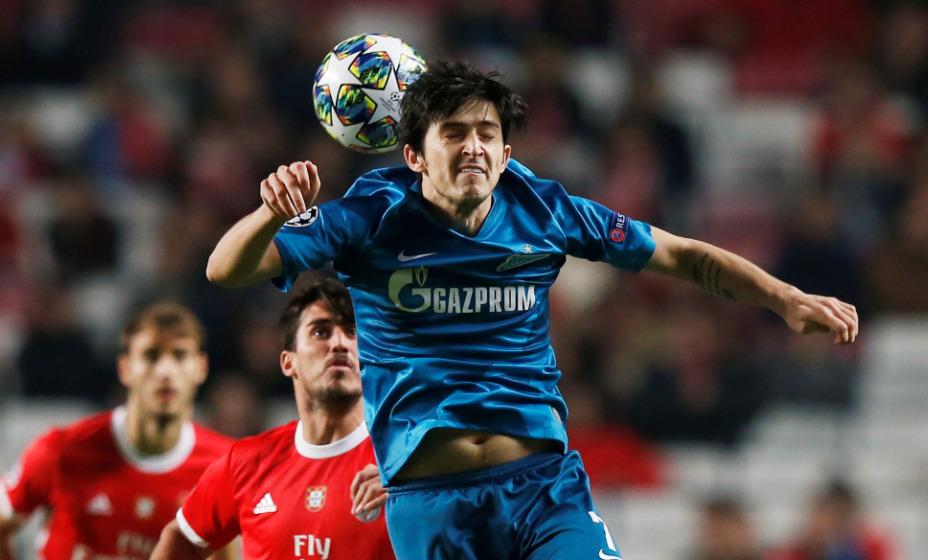 Форвард «Зенита» Сердар Азмун заявил, что не собирается переходить в другой российский клуб. Фото: Reuters