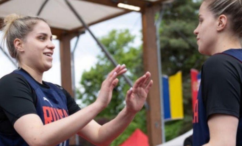 Сестры-близняшки Ольга и Евгения Фролкины выступят на Олимпиаде-2020. Фото: КП-Курск