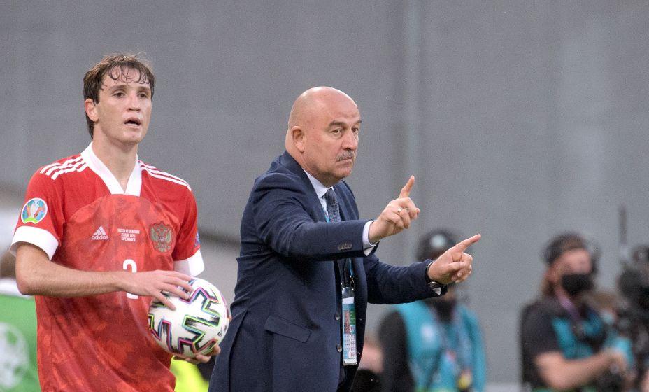 Станислав Черчесов действительно не принял компенсацию после отставки. Фото: Global Look Press