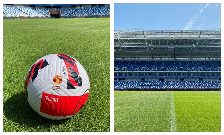 В Калининграде уже все готово для проведения Суперкубка-2021. Фото: РПЛ