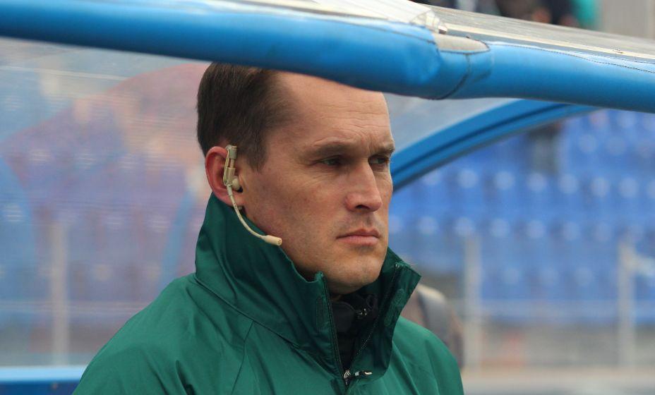Владислав Безбородов продолжает судейскую карьеру. Фото: Global Look Press